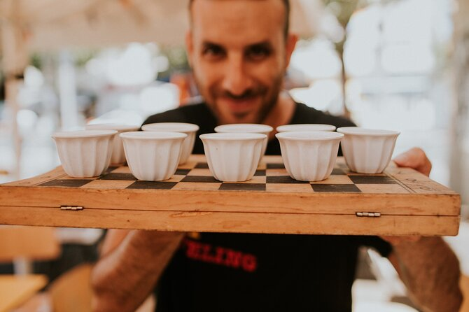 Tel Aviv: Levinski Market & Florentine Tasting Tour ~ סיבוב טעימות בשוק
