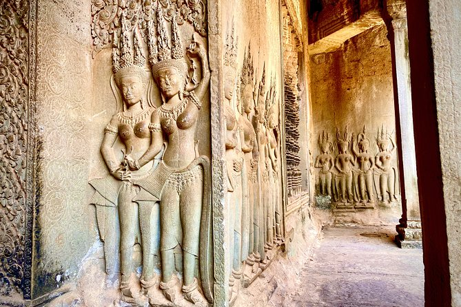 Private Guide Two Days Trip of Angkor Wat Park - Banteay Srei Temples Tours
