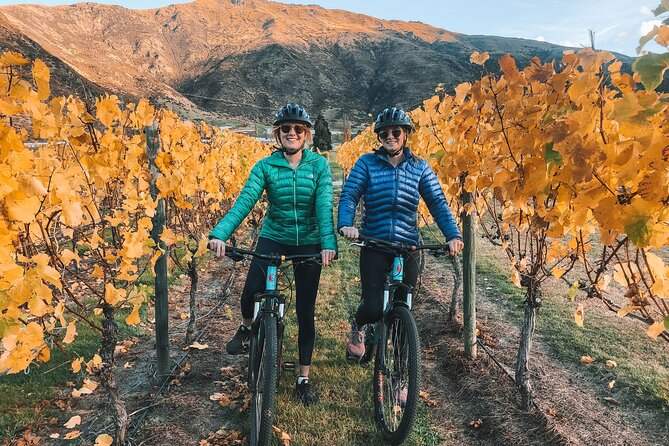 Bike The Wineries Full Day Tour Queenstown