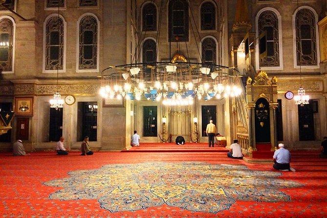 Eyup Sultan Mosque,Miniature Park & Dolphinarium;Solo;Group