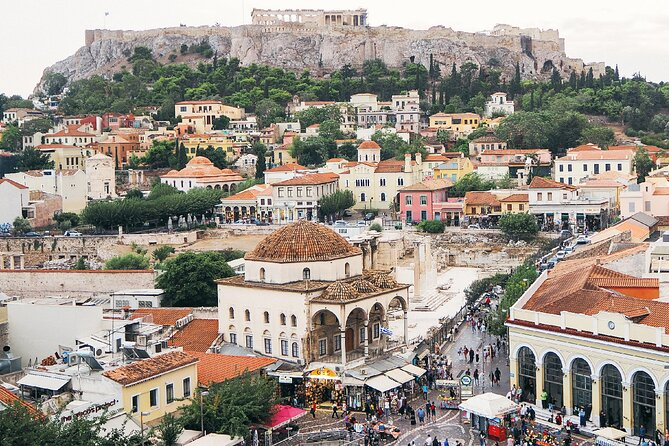Athens in a day: The Best 1 Day Itinerary.A surprising number of top attractions