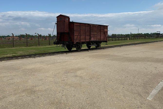 VISIT Auschwitz-Birkenau Memorial and Museum Full Day Trip From Krakow