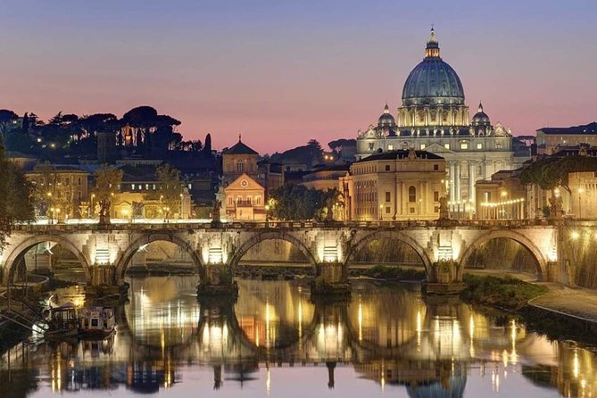 Vatican Museum Evening Private Tour