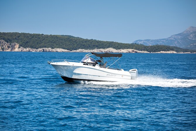 Full-Day Private Guided Sightseeing Boat Tour of Mljet Island