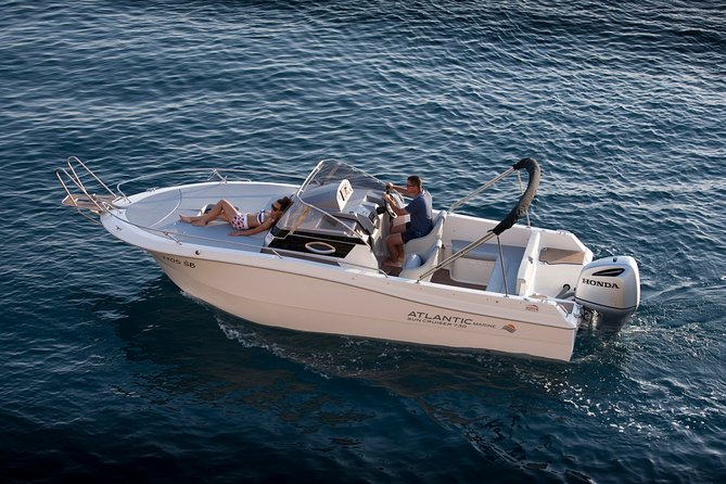 Full-Day Private Powerboat Trip to Korcula in Dubrovnik