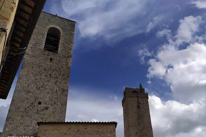 Siena and San Gimignano with Tuscany Wine Tasting Private tour