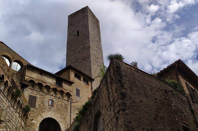 Siena and San Gimignano with Tuscany Wine Tasting small group tour