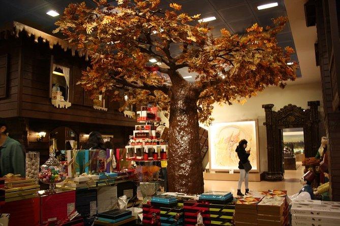 Pelit Chocolate Museum & Snow Park Private tour;Solo ;Group