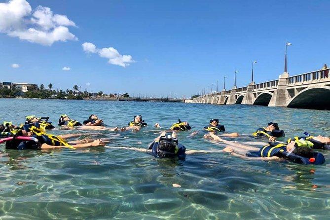 Snorkeling Gear Rental at Condado Lagoon