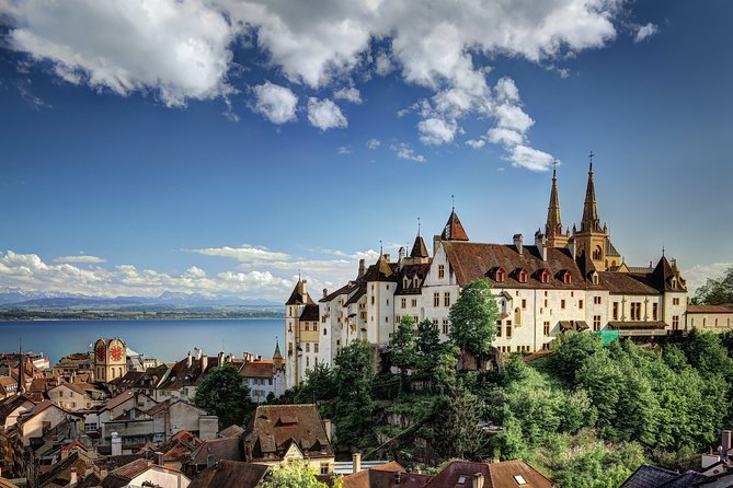 Neuchâtel's Castle & Wine Discovery From Geneva