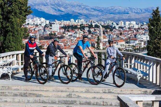 Bike, Beer & Poljud Stadium Tour
