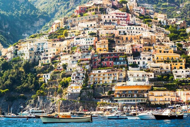 Private Transfer from Positano to Naples