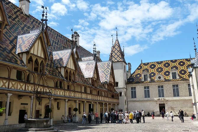 Touristic highlights of Beaune on a Half Day (4 Hours) Private Tour with a local