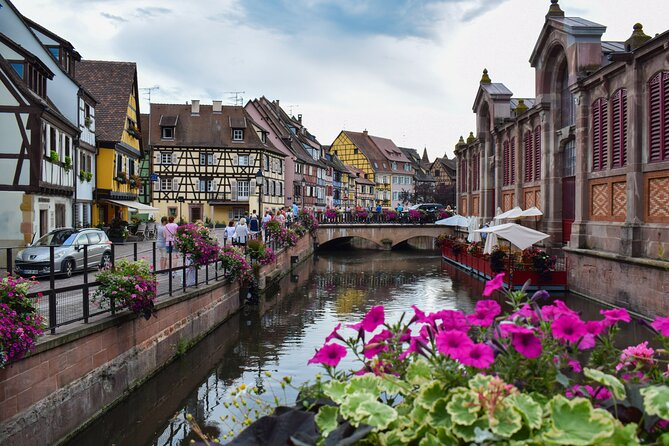 Touristic highlights of Colmar a Private half day tour with a local
