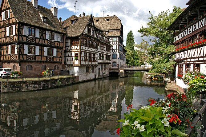 Touristic highlights of Strasbourg a Private half day tour with a local