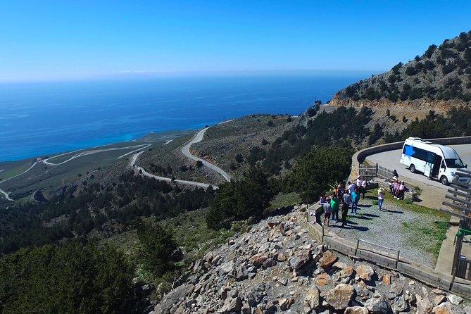 SeabyBus - All inclusive full day to Sfakia-Frangokastello-Imbros Gorge-Vrysses