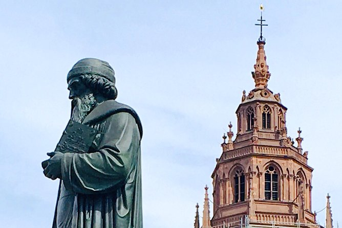 2 Hour Private Guided Walking Tour: Gutenberg and Mainz Cathedral