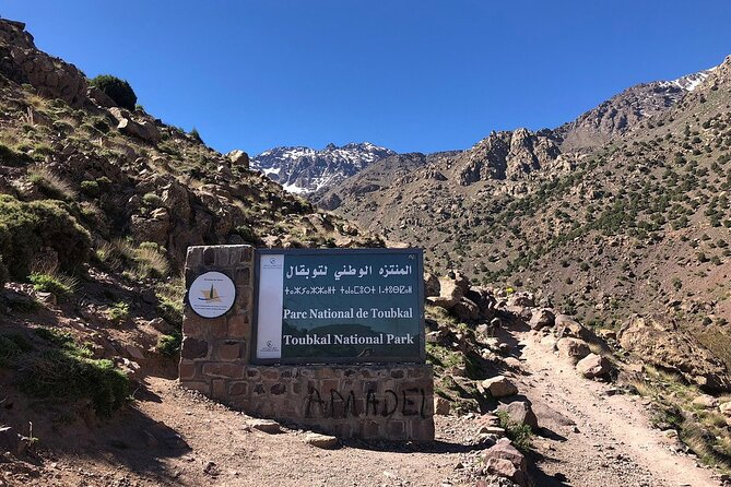 Challenging Day Trek From Marrakech To Atlas Mountains and Berber Villages