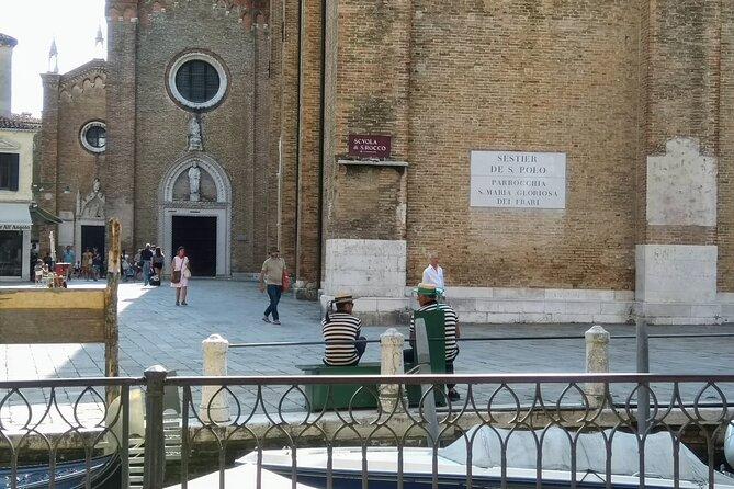 Venice art tour, San Rocco and Tintoretto, private tour