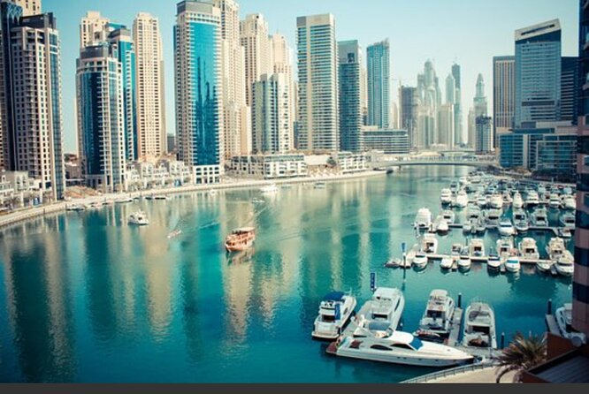 Dubai Tour Top 5 Attractions , Admission Tickets & Buffet Dinner
