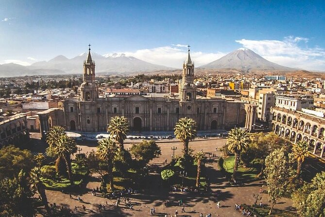 Arequipa Private City Tour Including Santa Catalina Monastery