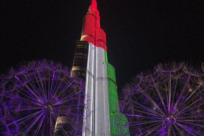 Dubai City Tour at Night & Burj Khalifa Tickets