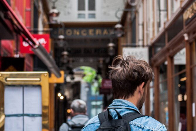 Private Tour of Parisian Markets including hidden passages with a local