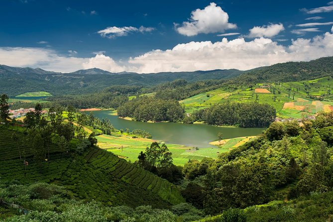 Touristic Highlights of Ooty (Guided Full Day City Sightseeing Tour by Car)
