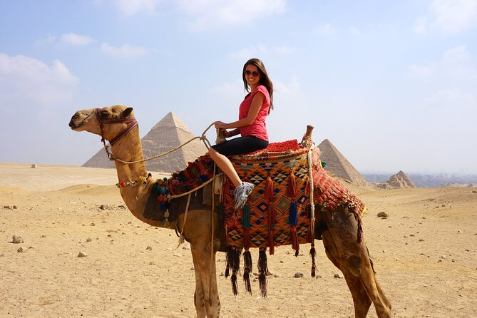 Cairo, Luxor and Hurghada Package