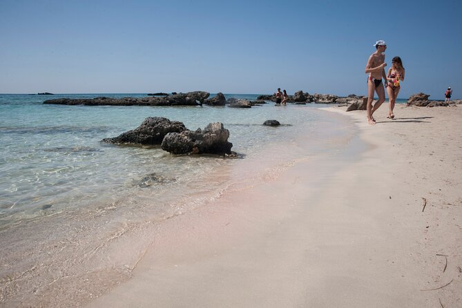 Elafonissi - Paradise Beach