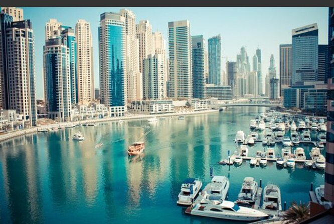 Dubai Full Day Tour Without Lunch