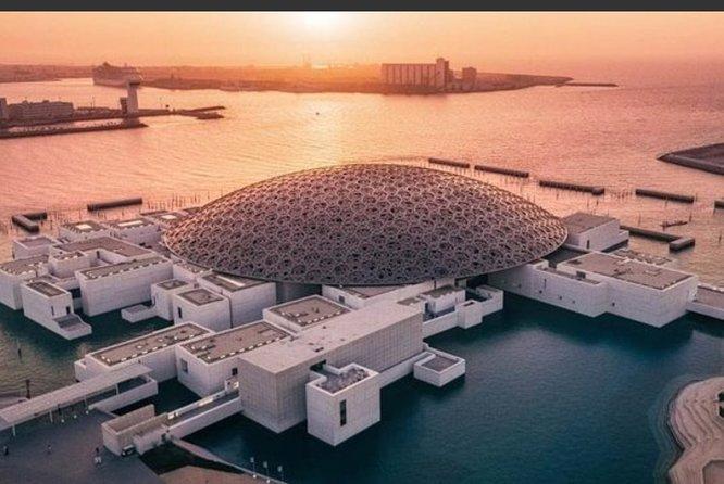 Abu Dhabi Tour with Louvre Museum & Qasar Alwatan from Dubain