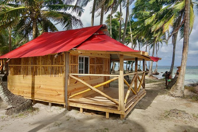 3 days / 2 night on a Paradise Island in San Blas - Private Cabin (2 Guests min)