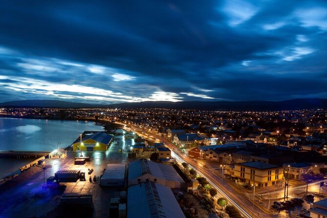 W Circuit with Boat Ride from Punta Arenas