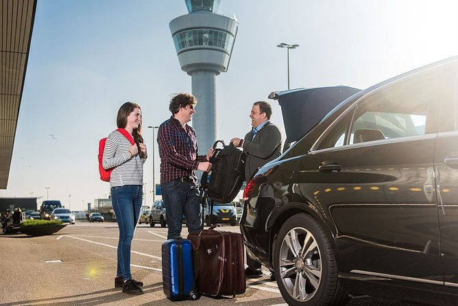 Private Arrival Transfer from International Airport (EZE)