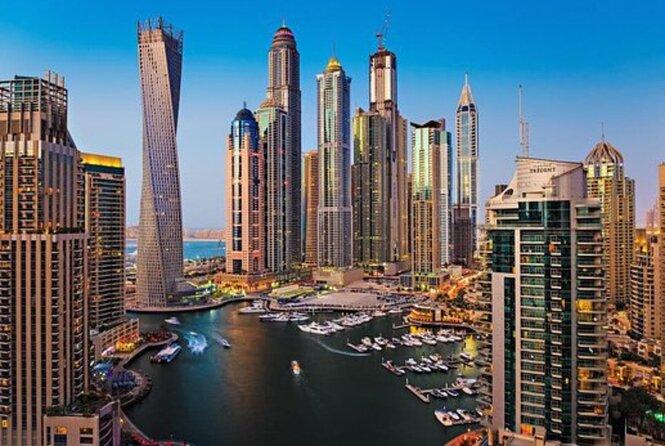 Private Dubai City Tour at Night & Burj Khalifa Tickets