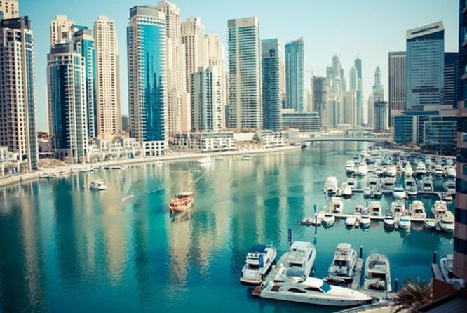 Private Full Day Dubai Tour from Abu Dhabi