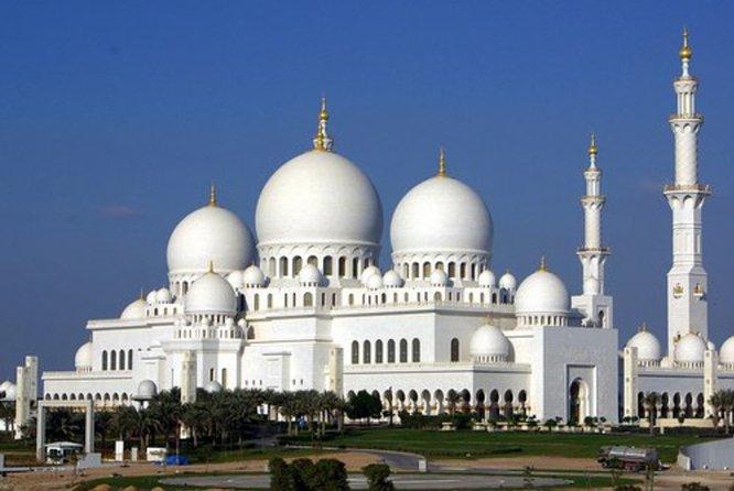 Private Abu Dhabi City Tour With Ferrari Ferrari World Tickets
