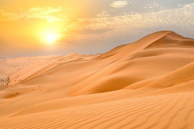 Enjoy Desert 4x4 safari , Camel Ride , BBQ Dinner &Live Shows