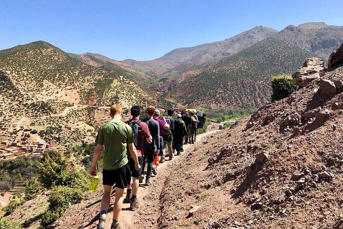 4 Days Berber Villages, Green Valleys & Atlas Mountains Morocco Peaks & Passes