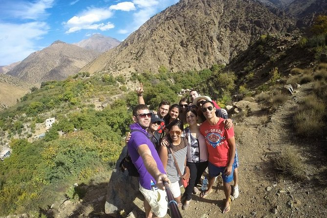 Trekking in Morocco 4 days trek descover Atlas Mountains peaks From Marrakech