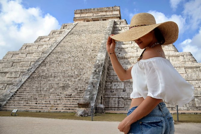 VIP tour to Chichén Itza in a full day from Cancun or Riviera
