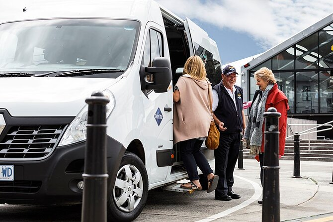 Hobart Minibus Full-Day Private Tour