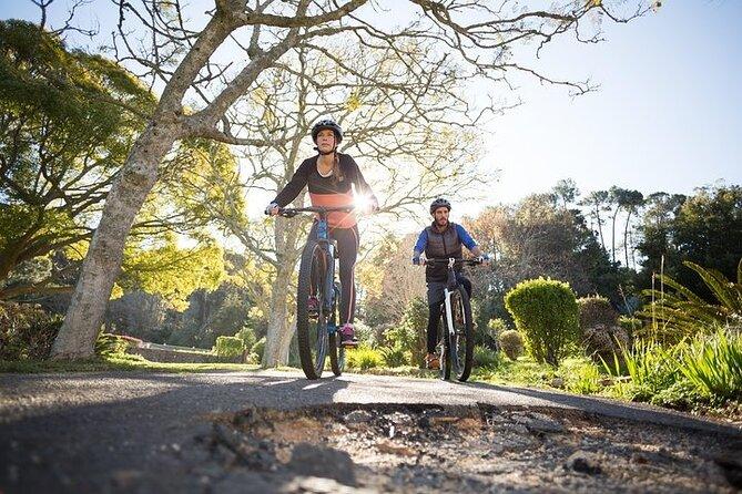 Cycling to Ellawala Waterfall