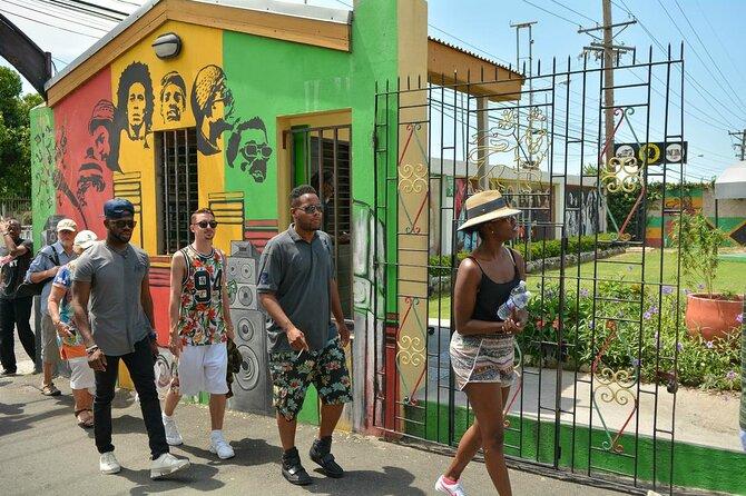 Bob Marley museum plus Devon House Private Day Tour