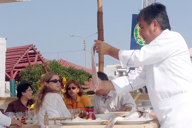 Private Gastronomic Experience in Trujillo: Local Market, Cooking Demo & Lunch