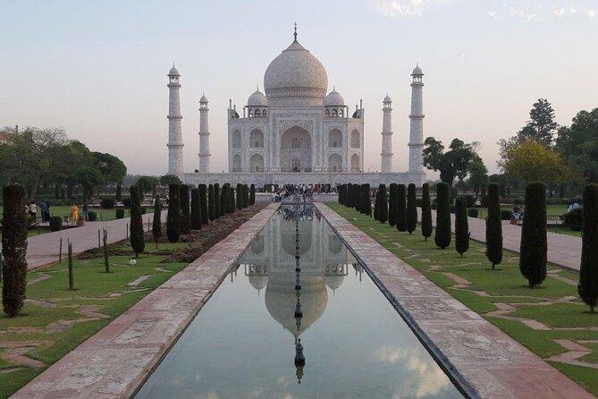 Tour Virtual del Taj Mahal