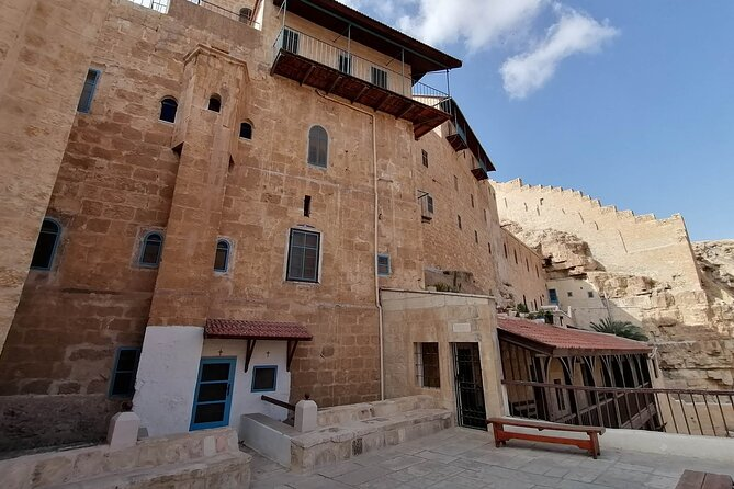 Bethlehem and Mar Saba Monastery Private Day Tour