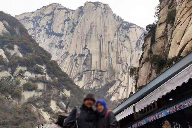 Xian Private Day Trip to Mount Huashan with Round Trip Cable Car to North Peak