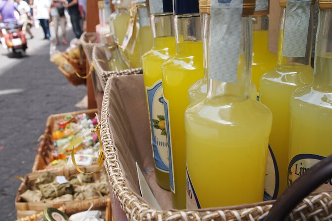 Visit Positano and Amalfi, enjoy panoramas and gourmet lunch with tasting!